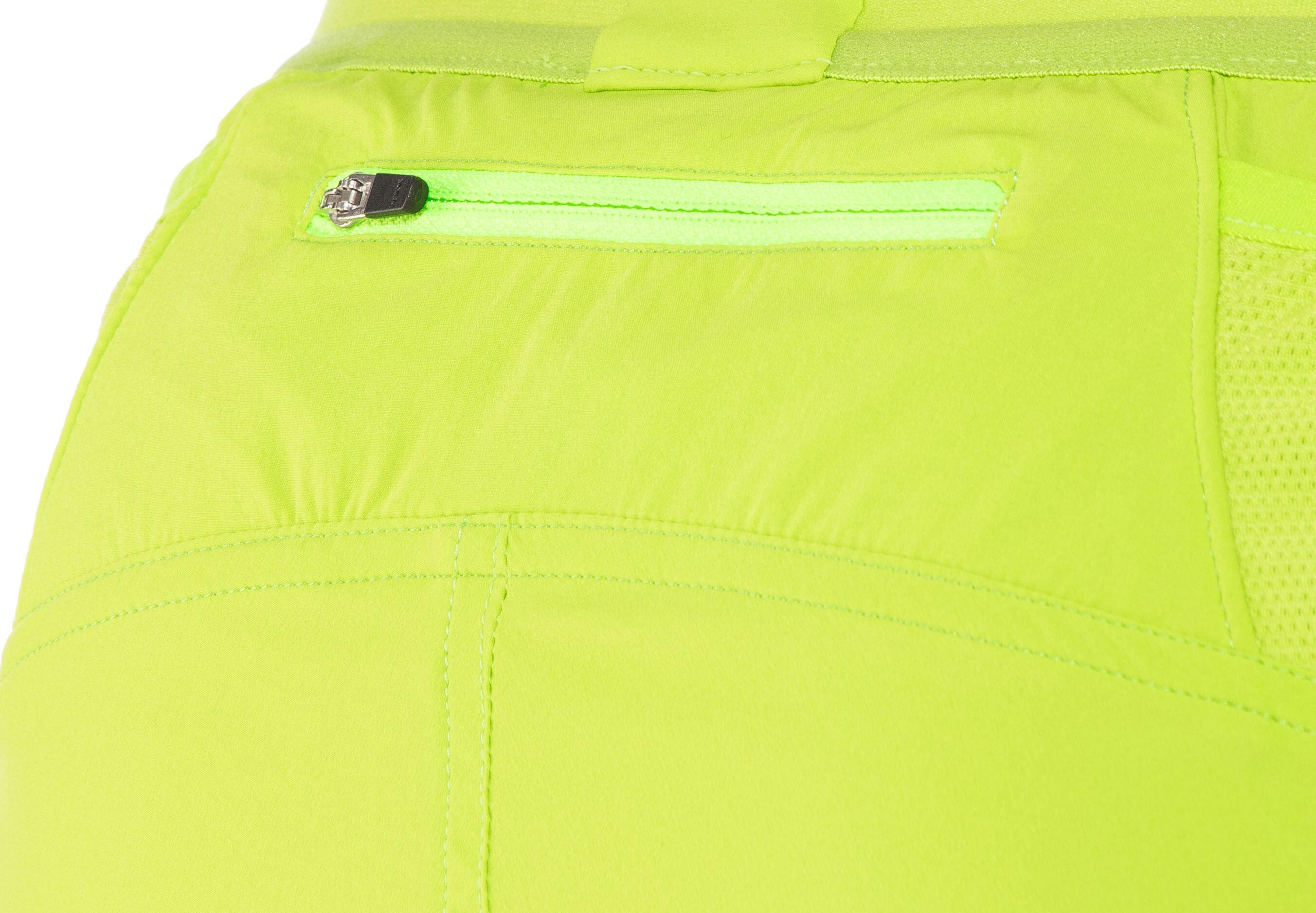 52923f4cec Millet LTK Intense - Pantalones cortos Hombre - amarillo